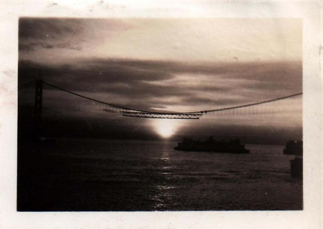Untitled, Unknown Photographer, Gelatin Silver Print, 2 x 2.75 inches