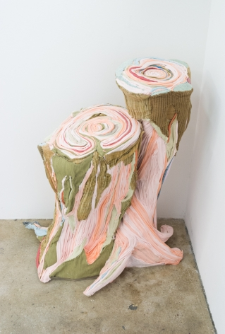 Tamara Kostianovsky, Intertwined, 2018