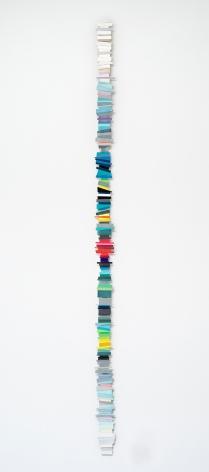 Ruby Palmer, Rainbow Stack, 2020