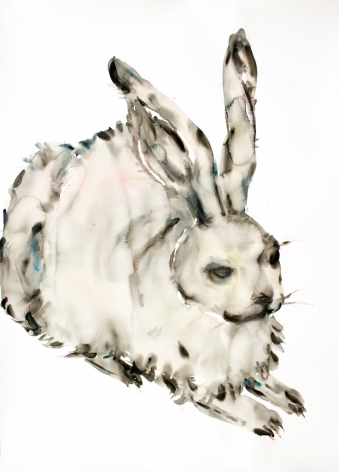 Kim McCarty, Large Bunny, 2015