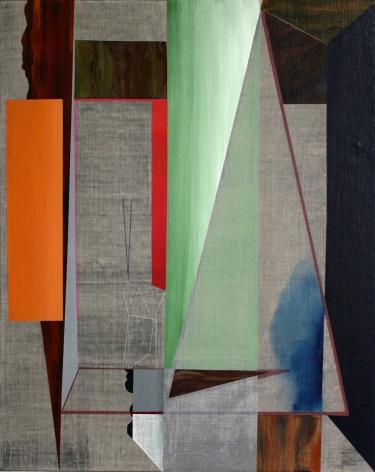 Rubens Ghenov, Berimbraga (alternate take 2), 2014