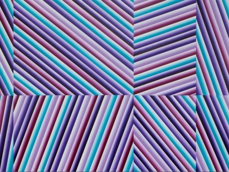Nathan Randall Green, Sheetrock Slip Strike (Nightshade), 2015