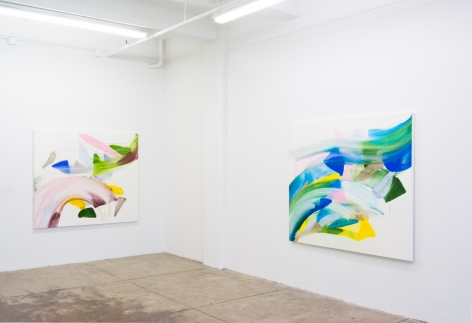 Andrea Belag: Inheritance, 2019, (installation view)