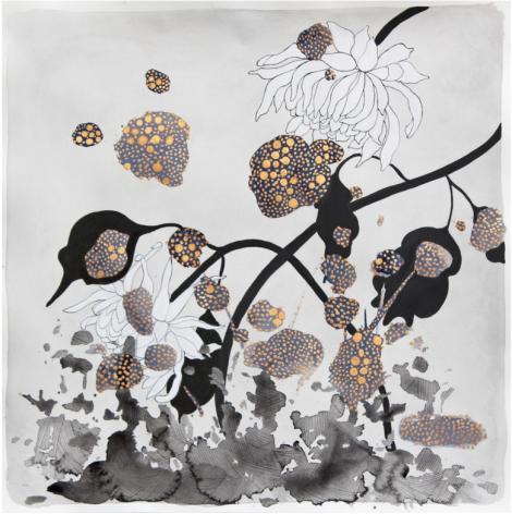 Crystal Liu, the flowers,'wake up', 2014