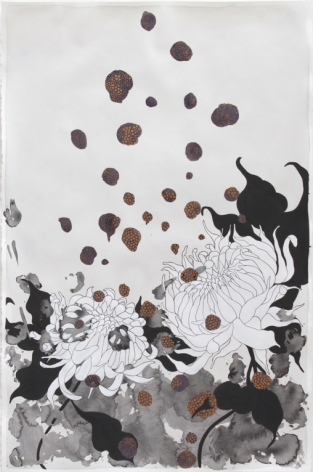 Crystal Liu, the flowers,'it gets better', 2014