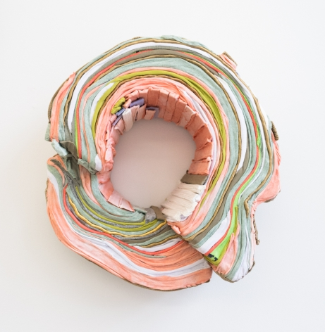 Tamara Kostianovsky, Hollow Slice, 2018