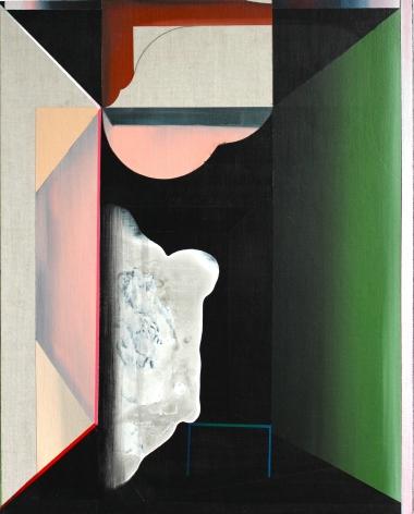 Rubens Ghenov, An Evening Raga, 2014