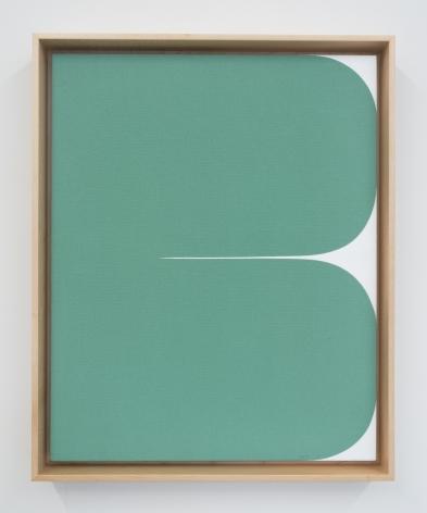 Sara Genn, New Alphabet (Sip), 2021