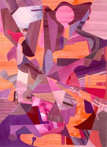 Aaron Wexler, Is Purple A Color, Even, 2015