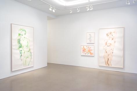 Kim McCarty, New Work, 2017