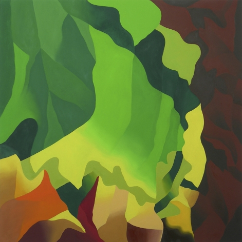 Leigh Ruple, Maple Leaf, 2014