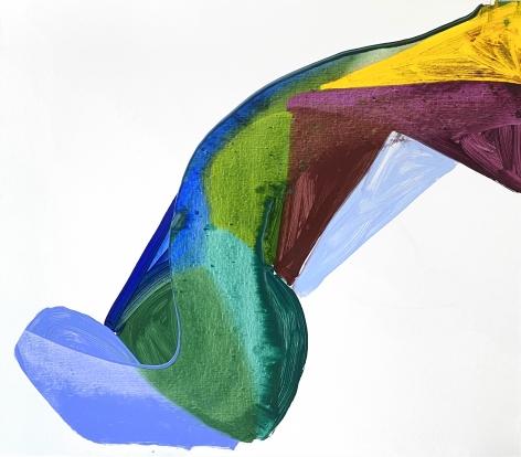 Andrea Belag, Fold, 2020