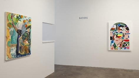 BATHERS, July 10 - August 23