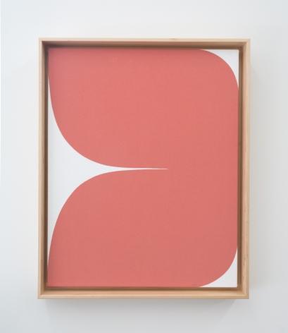 Sara Genn, New Alphabet (Tiger Lily), 2020
