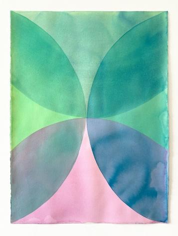 Emily Kiacz, Green Revision, 2020