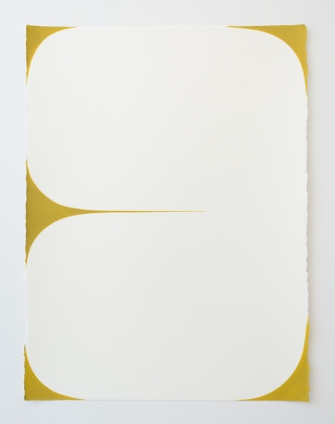 Sara Genn, New Alphabet (Goldenrod), 2020