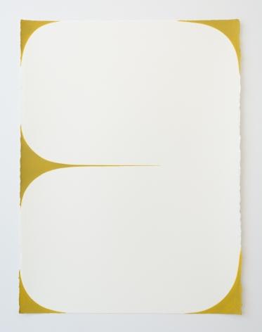 Sara Genn, New Alphabet (Goldenrod), 2020