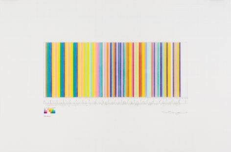 "Tim Bavington, Study For ""That's Alright"", 2002"