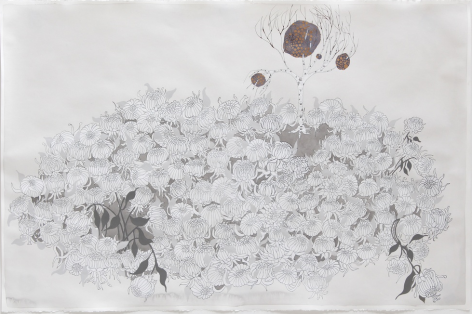 Crystal Liu, the flowers,'carry on', 2014