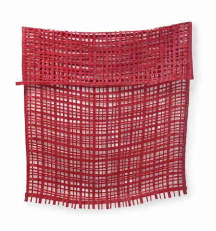 Carly Glovinski, Red Handed Towel, 2017