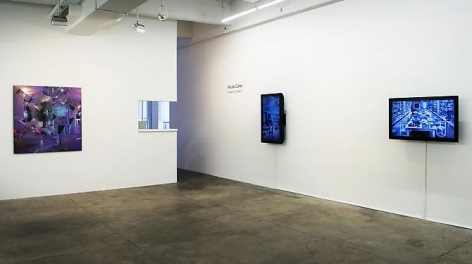 Nicole Cohen: Domestic Concerns, December 12, 2013 - January 25, 2014