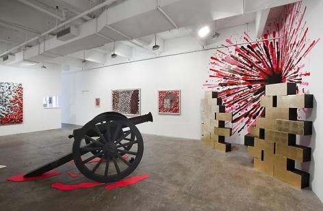 Andrew Schoultz: Unrest