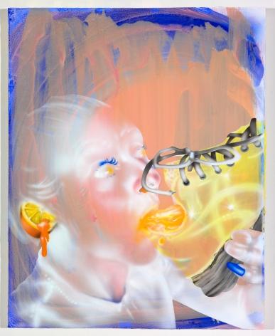 Emilie Stark-Menneg, Sneaker Juice, 2021