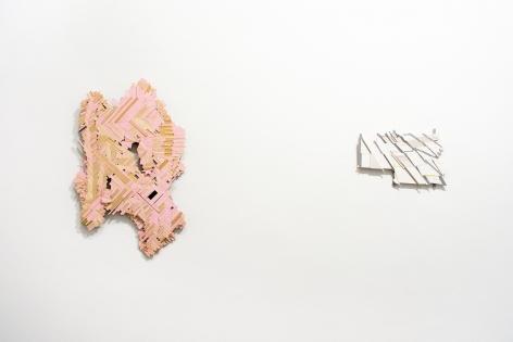 Ruby Palmer, 2014, (Installation view)