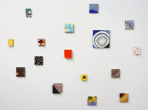Cordy Ryman, Untitled, 2014