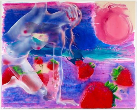 Emilie Stark-Menneg, Strawberry Moon, 2021