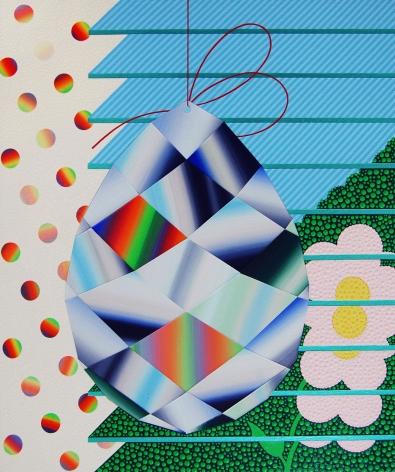 Eric Hibit, Prism in the Window, 2020