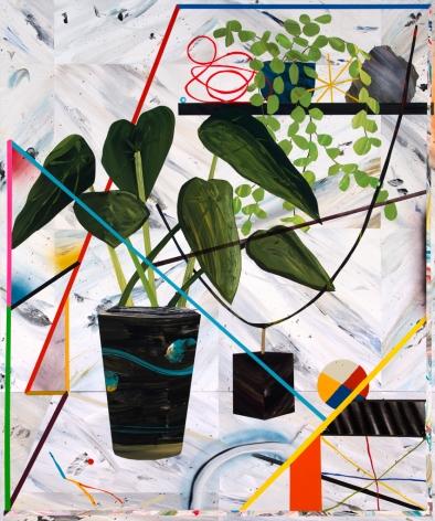 Paul Wackers, Height, Width, Depth, 2015