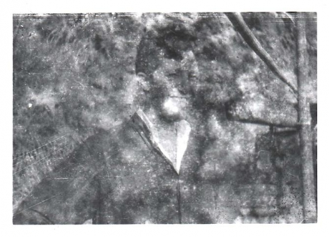 Untitled, Unknown Photographer, Gelatin Silver Print, 3.25 x 4 inches