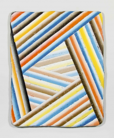 Nathan Green, SSS Tube (Aerial Perspective), 2017