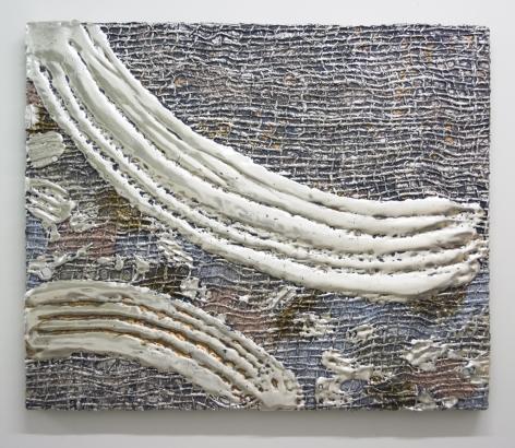 Nancy Lorenz, Silver Relief, 2015