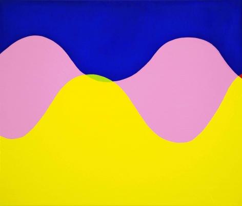 Osamu Kobayashi, Two Rivers, 2017