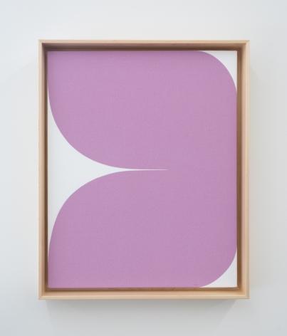 Sara Genn, New Alphabet (Cool Change), 2020
