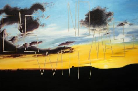 Andrew Prayzner, Untitled (Gas), 2015