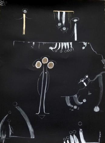 Angel Fosuhene, Untitled 1, 2018