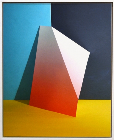 Erin O'Keefe, The Flatness #12, 2013