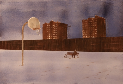 David Rathman, Minneapolis, 2014