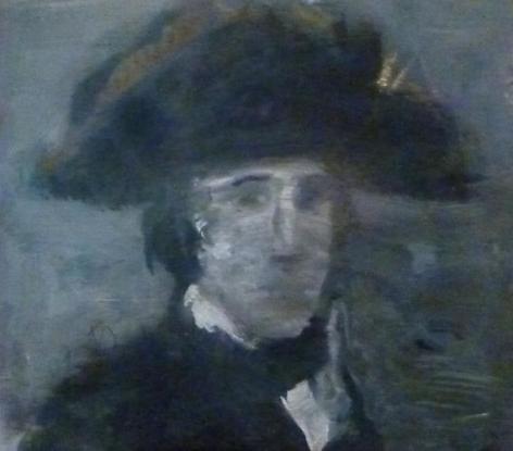 David Fertig, Midshipman Percy, 2012