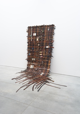 Paul Villinski, Quilt, 2017