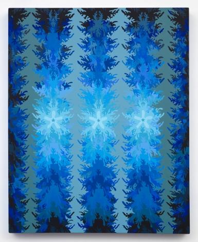 Katia Santibañez, Blue Abyss, 2016