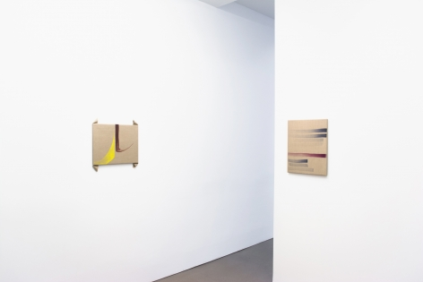 Laurie Reid, 2016, (Installation view)