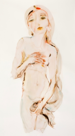 Kim McCarty, Untitled Nude, 2017