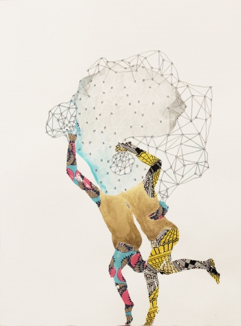 Ruby Onyinyechi Amanze, carrying a cloud is easy, if you know how, 2015