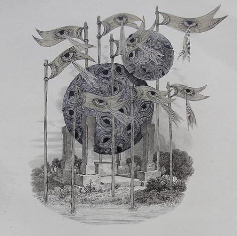 Andrew Schoultz, Unbalanced Monument (1762-2011)