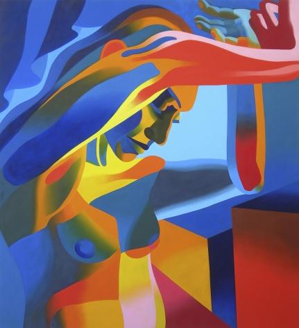 Leigh Ruple, Nude, 2015