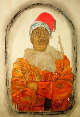 Umar Rashid (Frohawk Two Feathers), Pompey, Blind Faith, 2013